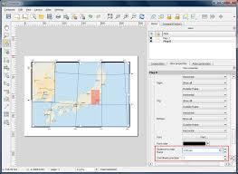 qgis layout mode creando un mapa qgis tutorials and tips