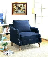 Navy Blue Accent Chair Luxury Blue Accent Chairs For Living Room Or Modern Blue Accent