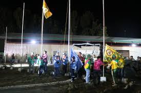 Flag Complex Caraa 2018 Flag Hoisting Province Of Abra