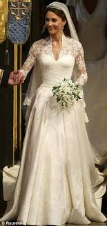 most beautiful wedding dresses of all time known facts about kate middleton s wedding gown and veil