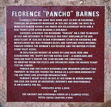 The Legend Of Pancho Barnes Peter Lebeck Chapter 1866 Pxl The Kern County Chapter Of E