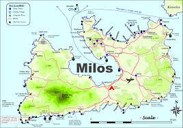 Corinth Greece Map by Milos Tourist Map