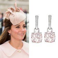 kate middleton s earrings get kate middleton s look with these striking mcdonough lola