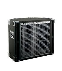 8 ohm bass speaker cabinet 410rbh gallien krueger 410rbh8 4x10 800 watt 8 ohm bass speaker