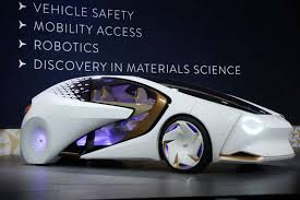 future cars brutish new lexus toyota concept i future vehicles that can understand your habits