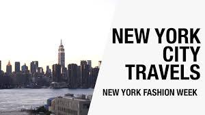 New York City Travel Vlog Times Square Central Park Chelsea