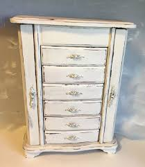Large White Jewelry Armoire 10552 Best Jewelry Armoires Images On Pinterest Jewelry Armoire