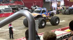 monster truck shows in indiana monster jam at the ford center evansville indiana 2012 part 1 youtube