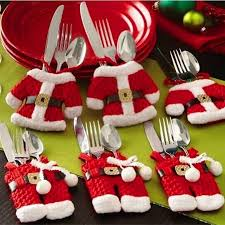 christmas decorations wholesale christmas table decorations mini clothes christmas santa
