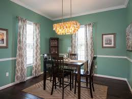 dining room with chair rail u0026 hardwood floors in newberry fl