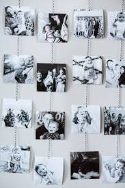 picture hanging ideas diy family photo wall hanging the sweetest occasion