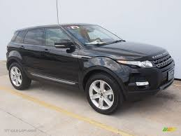 land rover evoque black santorini black metallic 2012 land rover range rover evoque pure