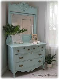 Vintage Bedroom Dresser Furniture Bedroom Decoration Ideas Using Light Blue Antique