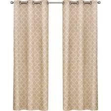 Double Wide Grommet Curtain Panels 20