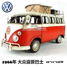 volkswagen vintage cars 2018 handmade wrought iron vintage car model vw camper van t2 bus