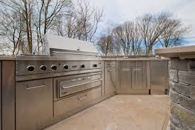 modular outdoor kitchen cabinets nice intended for kitchen home