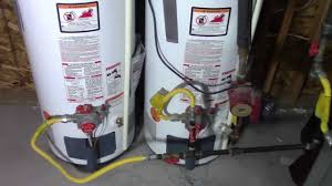 circulation pump for water heater how to install a second additional water heater in series youtube