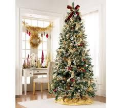 bethlehem lights christmas trees bethlehem lights 6 5 frosted mistletoe christmas tree page 1