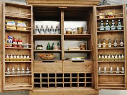Kitchen Pantry Cabinet Furniture Awesome Free Standing Kitchen Pantry Cabinet Home Decorations Spots