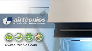 airtecnics the air curtains specialist youtube