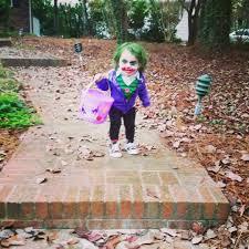 my friend u0027s daughter makes a terrifying joker funny