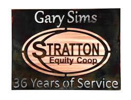 retirement plaque smw769 retirement plaque custom metal sunriver metal works