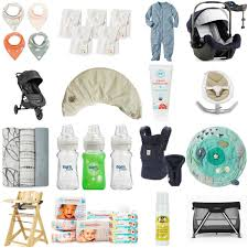 baby essentials non toxic eco baby registry essentials