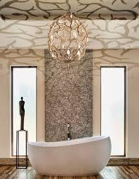 unique modern bathroom chandeliers 21 ideas to decorate lamps