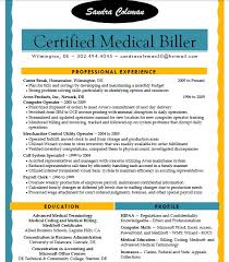Medical Billing Specialist Resume Examples by Download Medical Billing Resume Haadyaooverbayresort Com