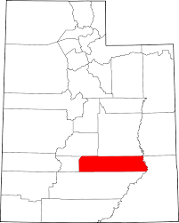 Utah County Maps by National Register Of Historic Places Listings In Wayne County