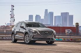 mazda small cars 2016 2016 mazda cx 9 signature awd first test review