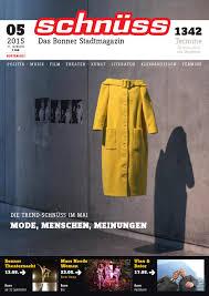 schnüss 2015 05 by schnüss das bonner stadtmagazin issuu