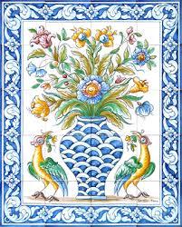 Portuguese Tiles Kitchen - murales tiles portugueses pesquisa google retablos ceramicos