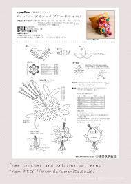 amigurumi pattern pdf free free crochet and knitting patterns daruma ito co jp japanese