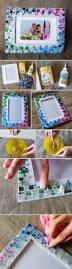 Homemade Picture Frame Christmas Ornaments 111 Best Picture Frames Kids Can Make Images On Pinterest Diy