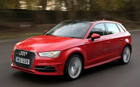 How Big Is A 3 Car Garage by Audi A3 E Tron Driven
