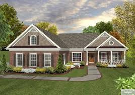 Briarwood Homes Floor Plans The Briarwood 8433 3 Bedrooms And 2 5 Baths The House Designers