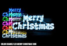 led merry christmas light sign led christmas light set grabone nz