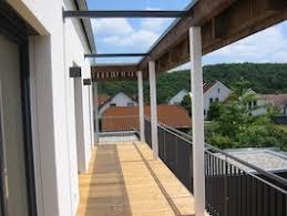 pergola balkon modernes passivhaus bei gießen