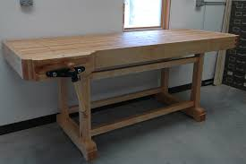 Woodworking Bench Vises For Sale by Stonehouse Woodworking Blog Archive Maple Work Bench