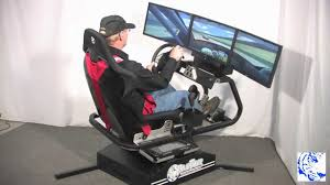 Racing Simulator Chair Bluetiger Motion Racing Simulator 12 12 Mp4