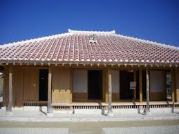 file okinawan traditional home at okinawa pref museum jpg