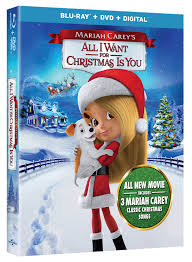 listen to mariah carey u0027s adorable new holiday song in u0027all i want
