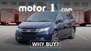 odyssey car reviews and news at carreview com why buy 2017 honda odyssey review youtube