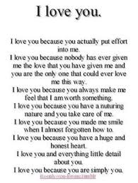 My Boyfriend Loves Me Quotes by Thank You For Loving Me Quotes Google Search Quotes