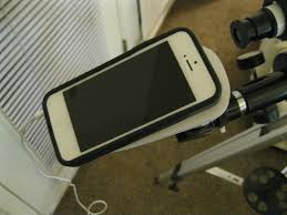 Homemade Phone Stand by Diy Homemade Iphone Telescope Attachment Adapter Mount Stellar