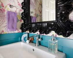 Pretty Powder Rooms Small Powder Room Makeover The Chronicles Of Home
