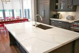 quartz kitchen countertop ideas calacatta marble countertops one calacatta quartz kitchen