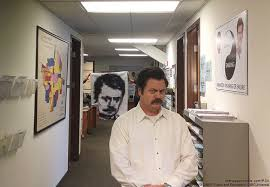 Ron Swanson Circle Desk Episode Happy Zombie Blog Archive The Ron Swanson Along The Ultimate