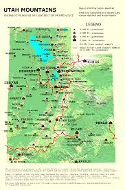 Map Of Provo Utah by Provo Peak Solitude Trip Reports Summitpost